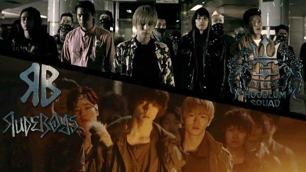 EXILEメンバー多数出演で話題の「HiGH&LOW」が映画化エグザイルファン必見
