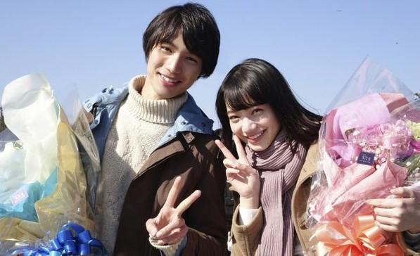 福士蒼汰・小松菜奈メイクを決めて1ヵ月の京都デート映画「ぼくきみ」