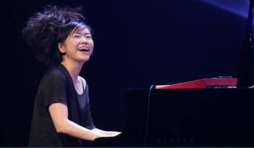 上原ひろみのアルバム「SPARK」が全米1位獲得!話題の彼女を紹介