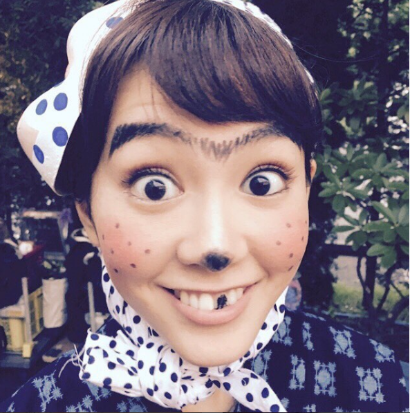 桐谷美玲が月9ドラマ「好きな人がいること」の仮装をインスタグラムにアップ
