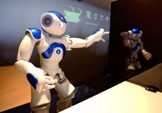 ハウステンボス料理長・ホテル従業員・バーテンダーがすべてロボット!「ロボットの王国」を開業
