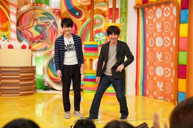 ウッチャンナンチャンが『ヒルナンデス!』で21日に今年テレビ初共演