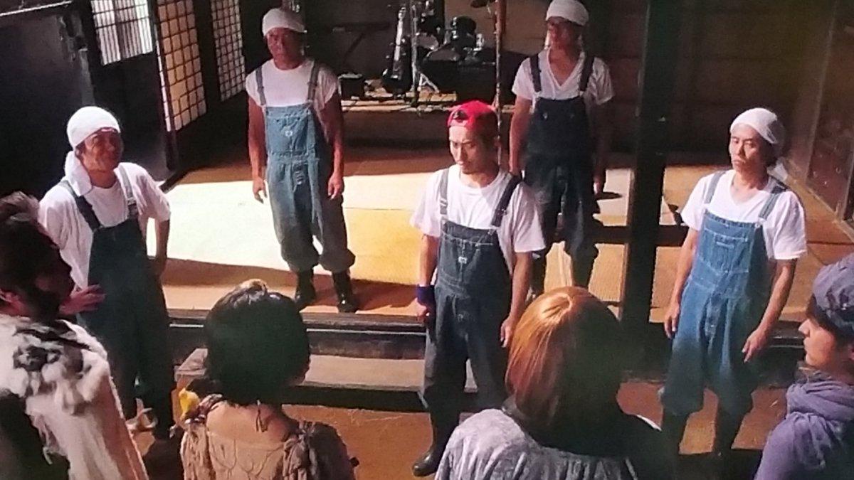 山田孝之主演「勇者ヨシヒコと導かれし七人」第5話でDASH村が!TOKIO!?