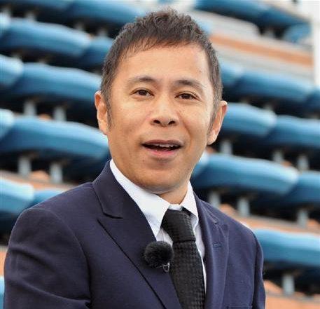 ナイナイ岡村隆史が接触事故!相手のケガと現在の状況を所属事務所発表