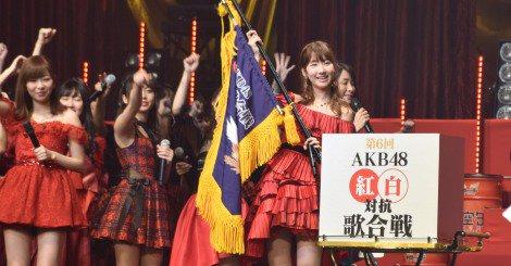 AKB48の第67回NHK紅白歌合戦メンバーの中間発表!SNSでのコメント