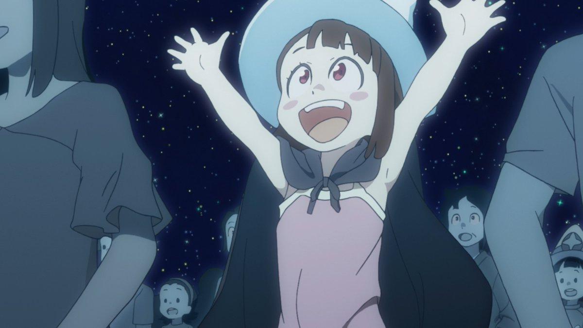 テレビアニメ「リトルウィッチアカデミア」BD/DVD予約受付開始!TV・動画放送日時