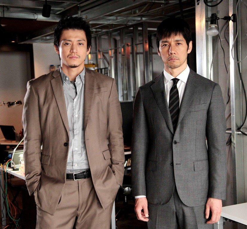 小栗旬新ドラマ『CRISIS(仮題)』公式ツイッターで名コンビPR動画を公開