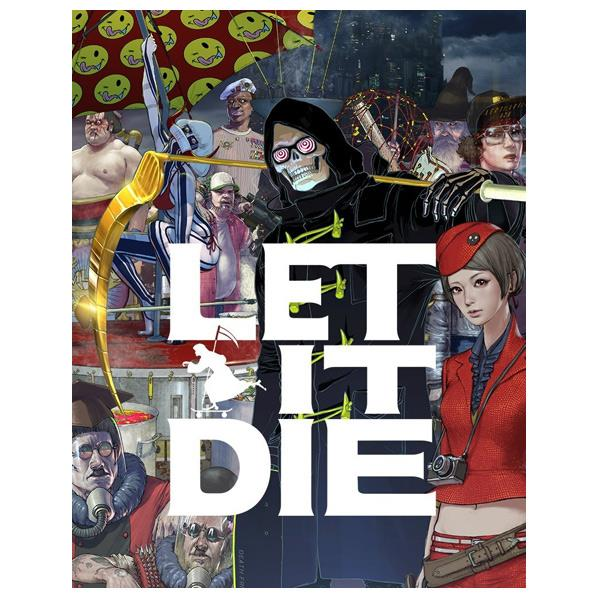 PS4話題の『LET IT DIE』配信開始!スタートダッシュイベントに評価とプレイ動画