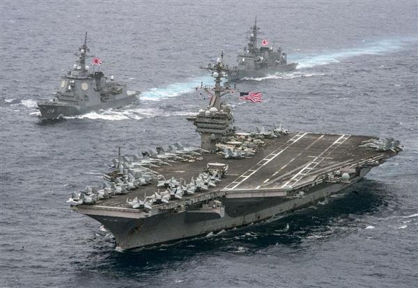北朝鮮が29日早朝またもミサイル発射!ついに戦争か?アメリカの対応に注目が集まっている
