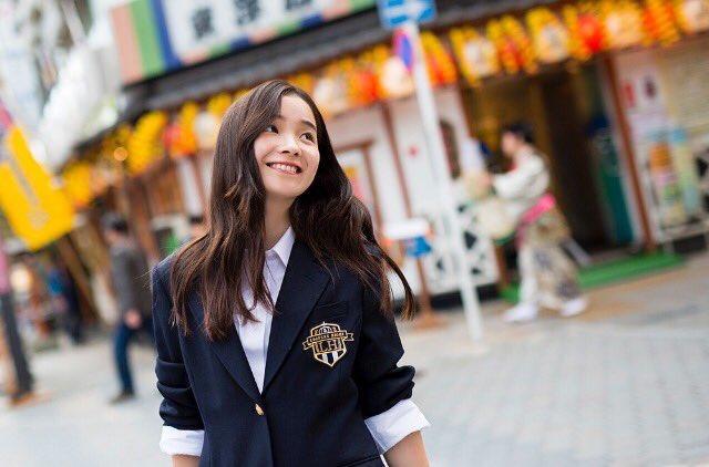 哀川翔の娘・福地桃子が本格デビュー!『怒った顔が似てるね』画像にプロフィールを紹介