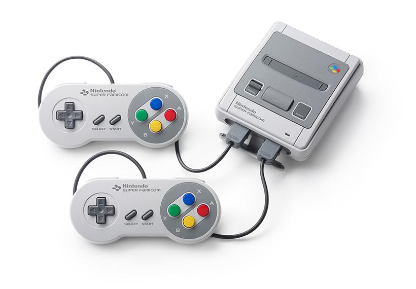 任天堂がミニスーパーファミコン発売!プレー出来るゲームと特典・価格・発売日