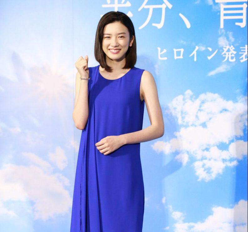 永野芽郁がNHK連続テレビ小説(朝ドラ)「半分、青い。」でヒロインに決定!