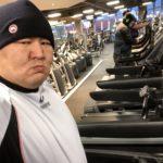 朝青龍が練習開始再び相撲を!一般人相手に「押し出したら1000万円」AbemaTV