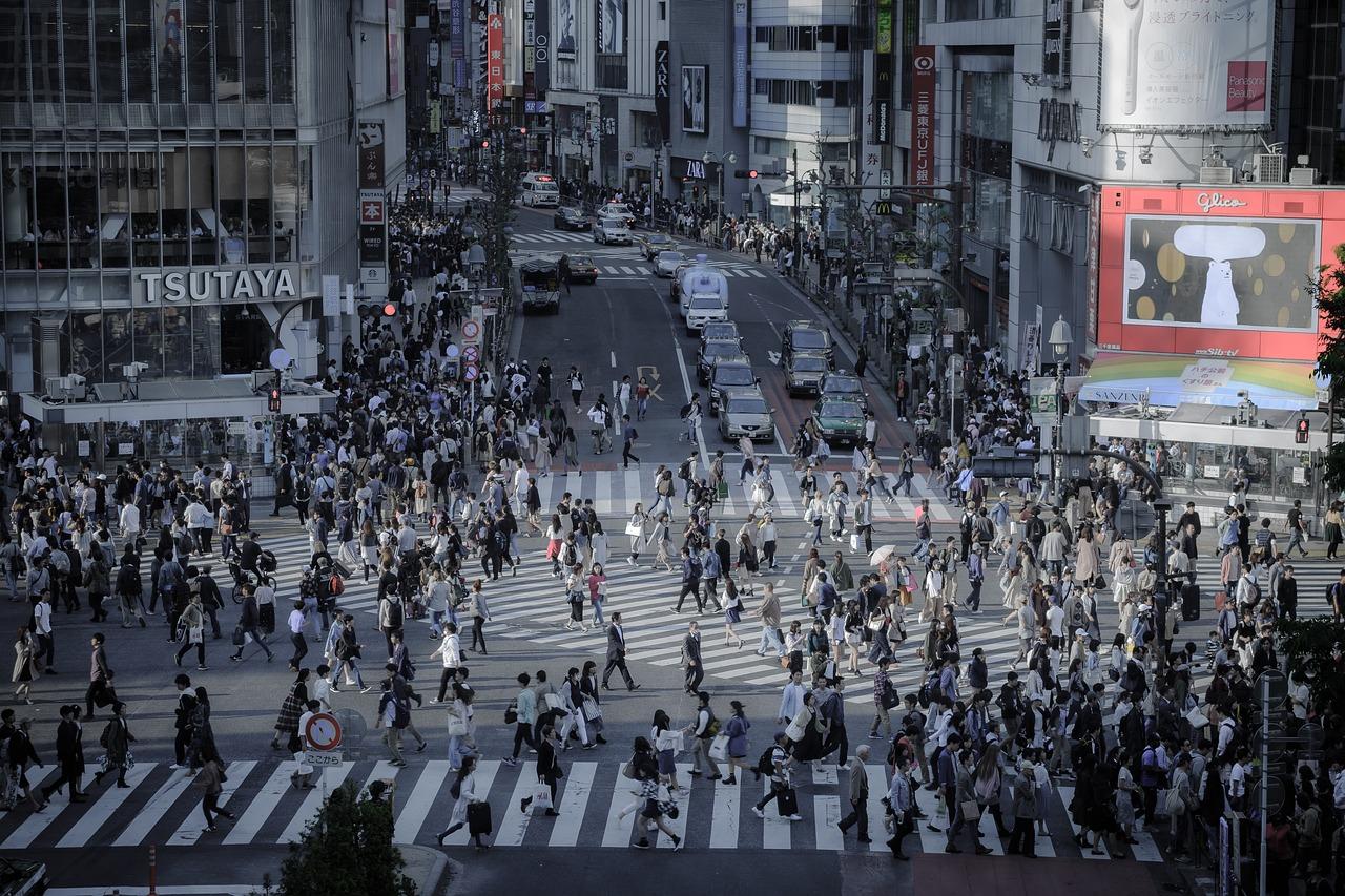 ZIP!生放送でありえない放送事故!早朝渋谷スクランブル交差点に「朝から不快」ネット騒然