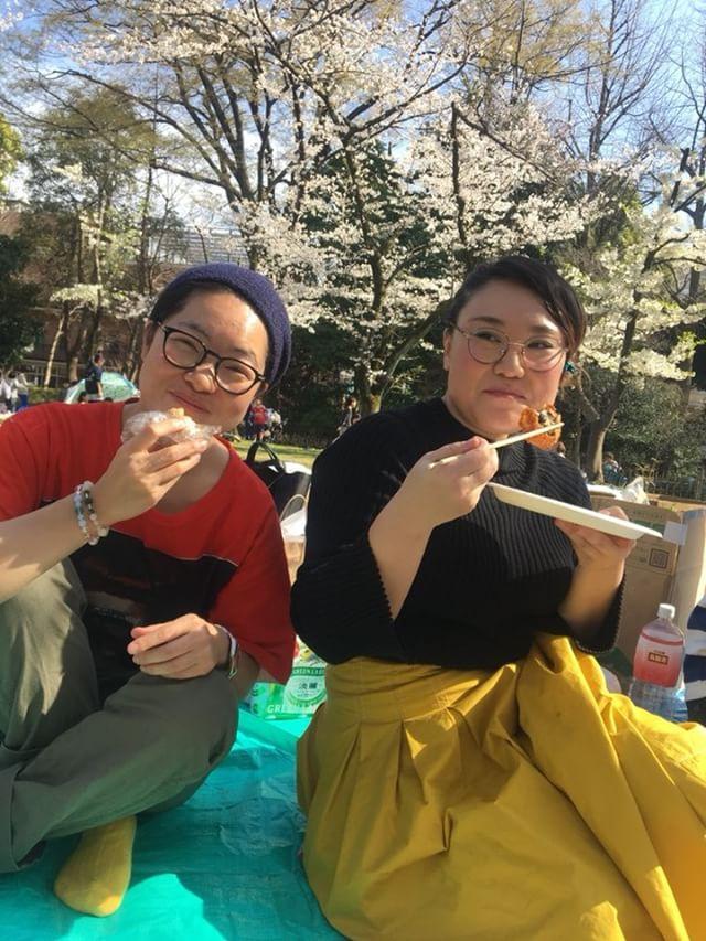 かつてのコンビ!イモトアヤコとバービーの2ショット画像!東京ホルモン娘とは?