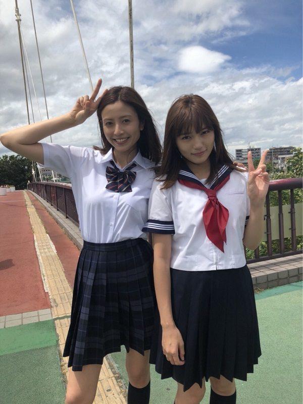片瀬那奈・川口春奈が女子高生?窪田ヒモのドラマ「ヒモメン」に注目