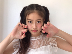 今田美桜とは?ドラマ「花のち晴れ」で大ブレイク!下着姿